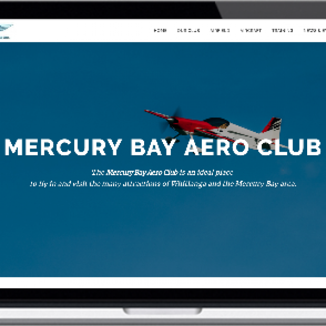 Mercury Bay Aero Club